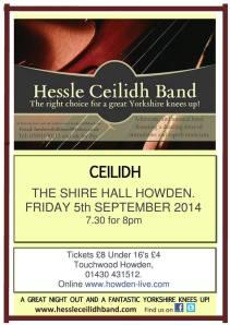 ceilidh howden