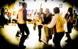 hessle ceilidh band ruby wedding driffield (1 of 4)