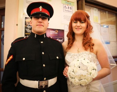Hannah and Ross 012