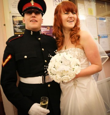 Hannah and Ross 017