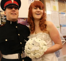 Hannah and Ross 018