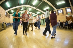 Hessle Ceilidh Band WI Centenary Celebrations-6243