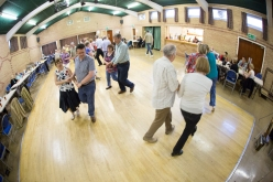Hessle Ceilidh Band WI Centenary Celebrations-6255