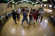 Hessle Ceilidh Band WI Centenary Celebrations-6266