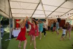 Beautiful garden Party with the Hessle Ceilidh Band-14