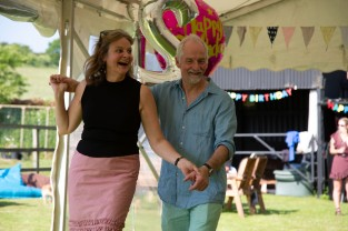 Beautiful garden Party with the Hessle Ceilidh Band-19