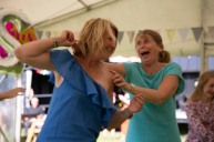 Beautiful garden Party with the Hessle Ceilidh Band-20