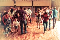 Beverley Barn with the Hessle Ceilidh Band-10