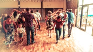 Beverley Barn with the Hessle Ceilidh Band-11