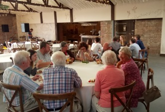 Beverley Barn with the Hessle Ceilidh Band-6