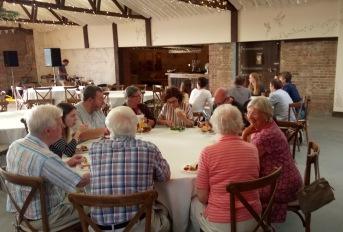 Beverley Barn with the Hessle Ceilidh Band-6